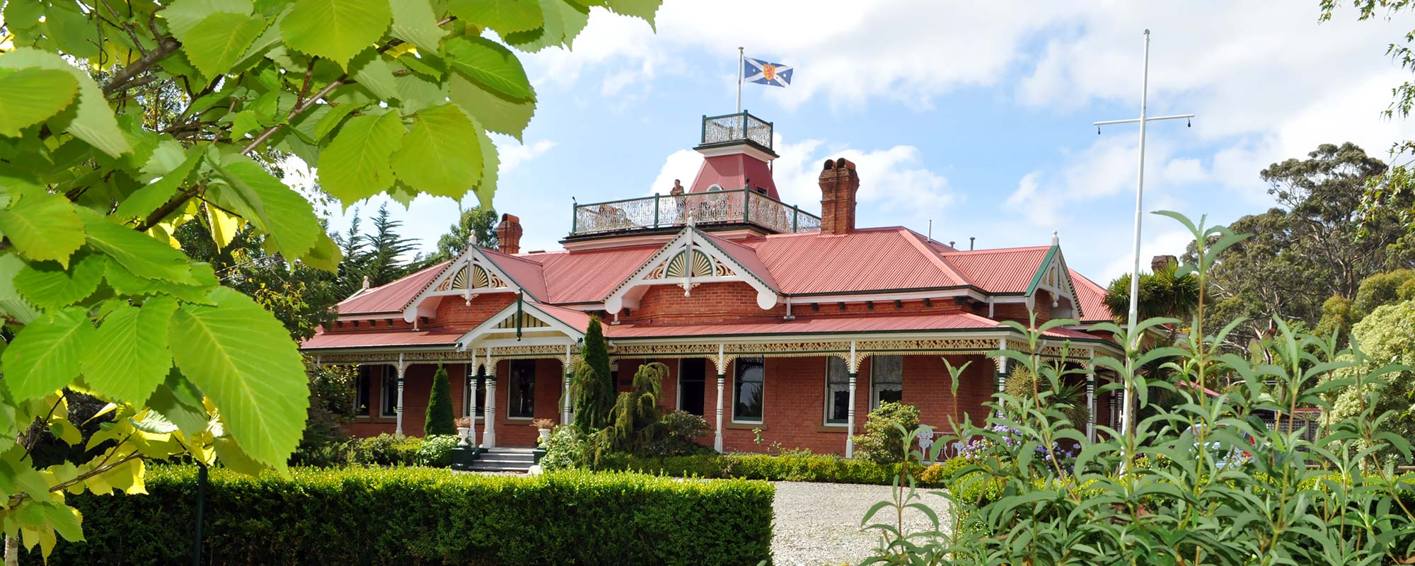 Ormiston House, Strahan, Tasmania